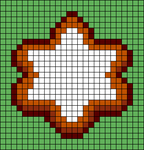 Alpha pattern #63098