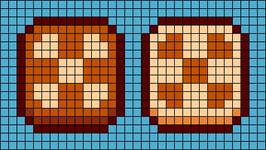 Alpha pattern #63102