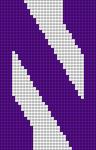 Alpha pattern #63131