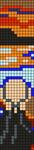 Alpha pattern #63132