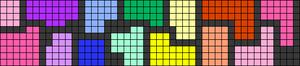 Alpha pattern #63136