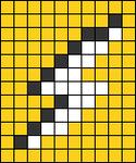 Alpha pattern #63139