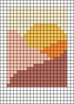 Alpha pattern #63143