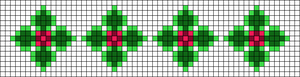 Alpha pattern #63157