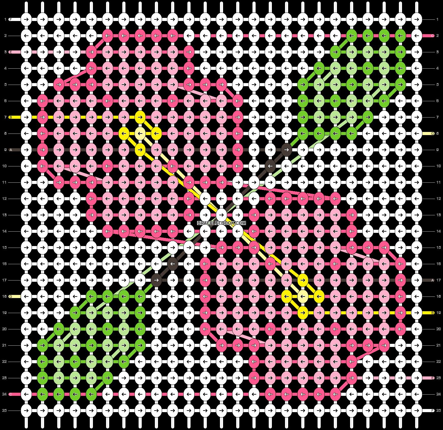 Alpha pattern #63161 pattern