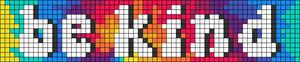 Alpha pattern #63165