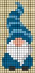 Alpha pattern #63168