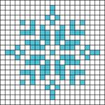 Alpha pattern #63169