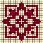 Alpha pattern #63171
