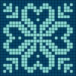 Alpha pattern #63172