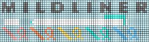 Alpha pattern #63189
