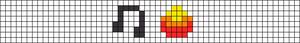 Alpha pattern #63198
