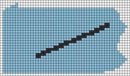 Alpha pattern #63202