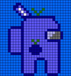 Alpha pattern #63205