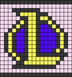 Alpha pattern #63225