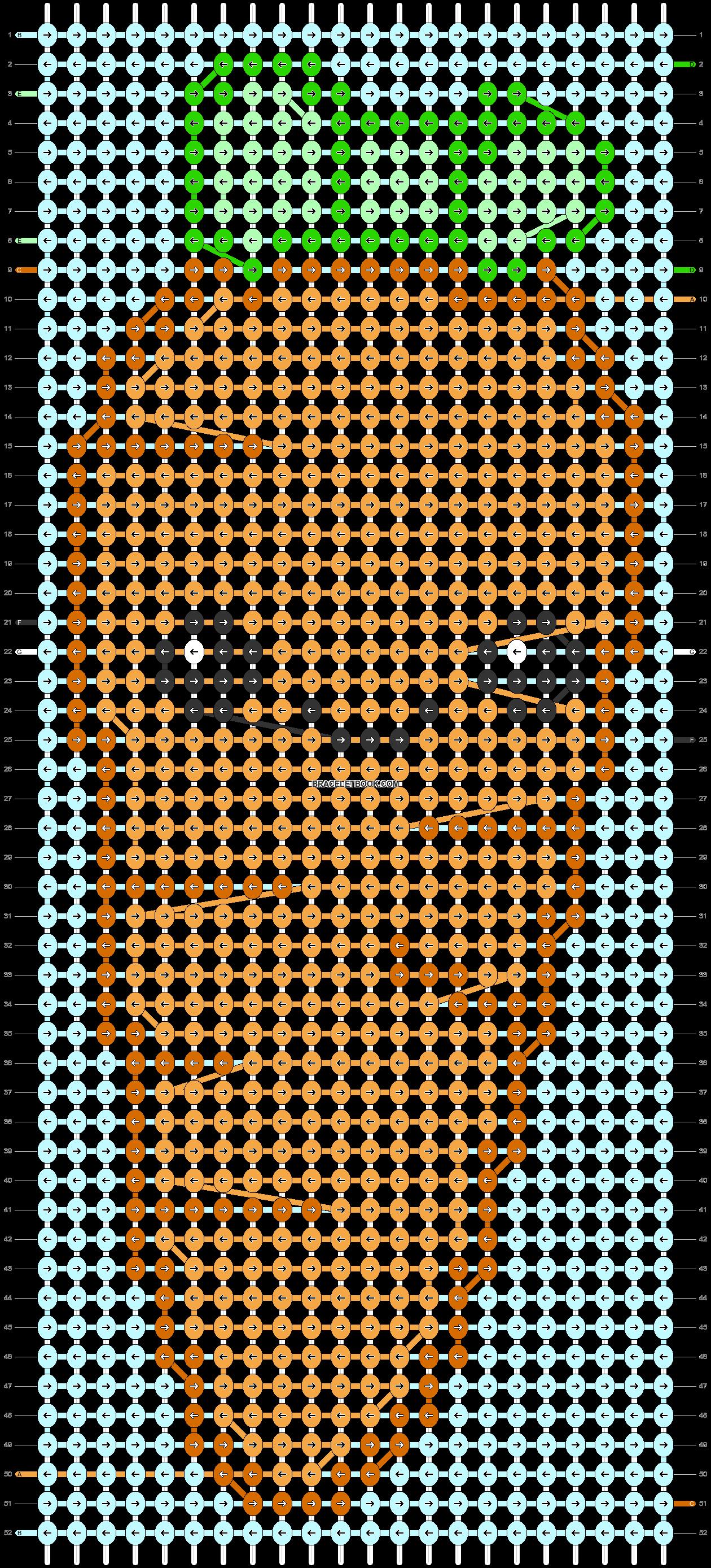 Alpha pattern #63228 pattern
