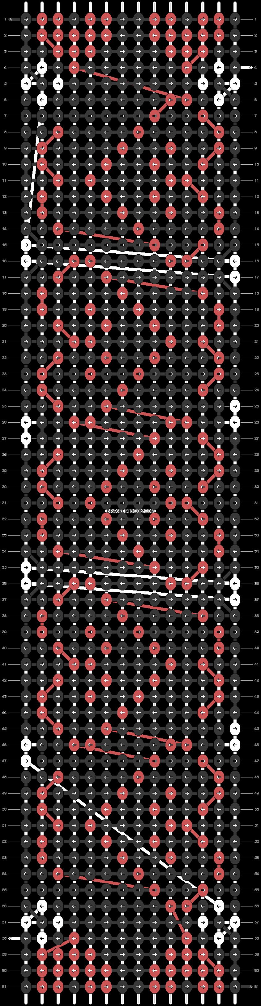 Alpha pattern #63254 pattern