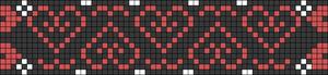 Alpha pattern #63254