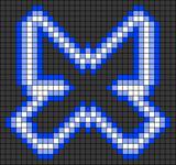 Alpha pattern #63264