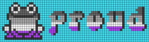 Alpha pattern #63273