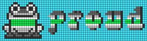 Alpha pattern #63274
