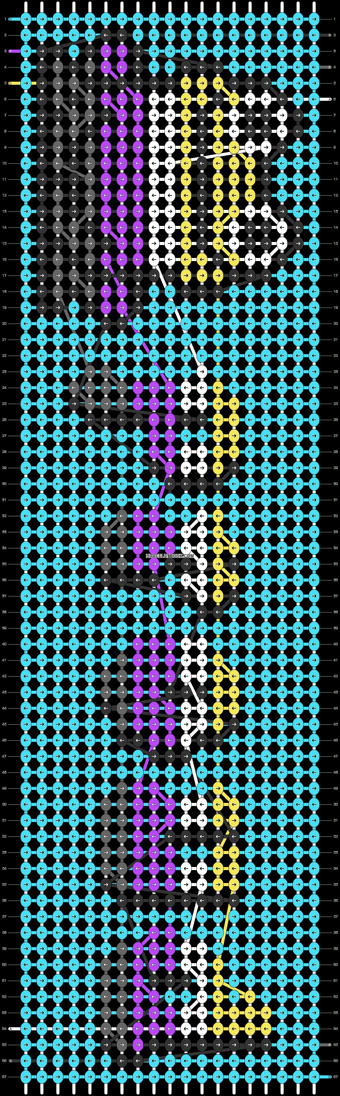 Alpha pattern #63275 pattern