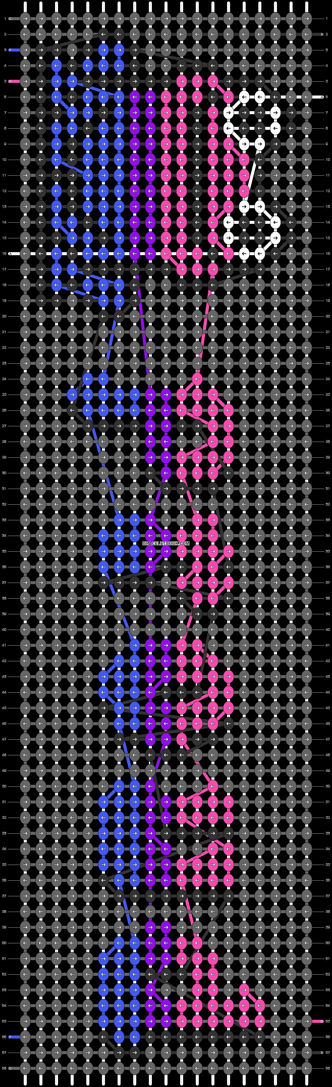Alpha pattern #63277 pattern