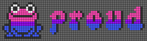 Alpha pattern #63277