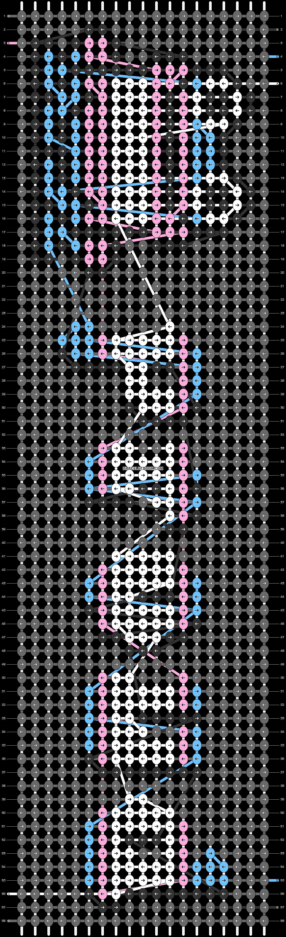 Alpha pattern #63278 pattern