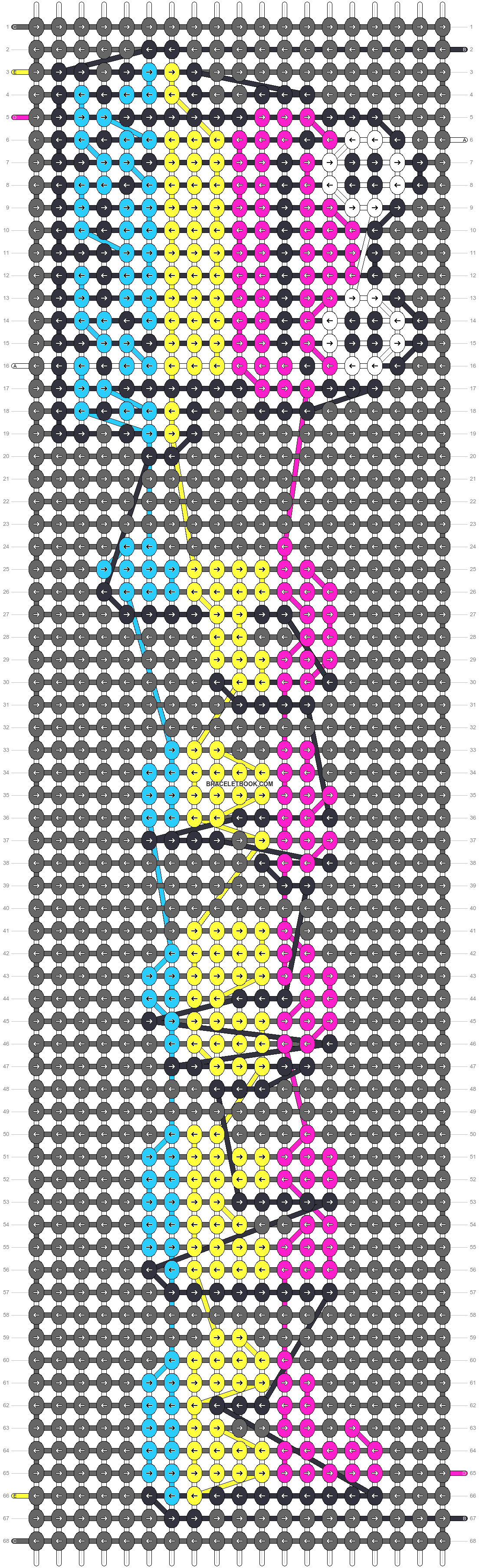 Alpha pattern #63280 pattern