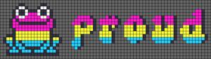 Alpha pattern #63280