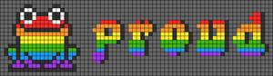 Alpha pattern #63281