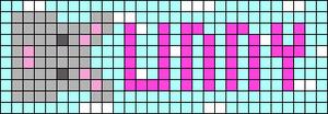Alpha pattern #63299