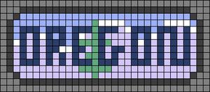 Alpha pattern #63303