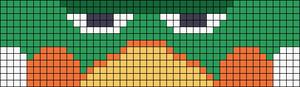 Alpha pattern #63305