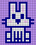 Alpha pattern #63310