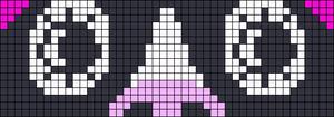 Alpha pattern #63319
