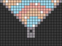 Alpha pattern #63322