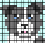 Alpha pattern #63325