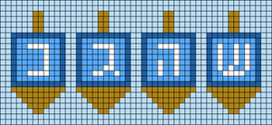 Alpha pattern #63338