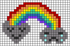 Alpha pattern #63343