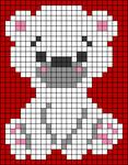 Alpha pattern #63345