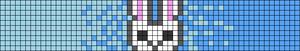 Alpha pattern #63355