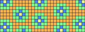Alpha pattern #63356