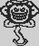 Alpha pattern #63360