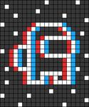 Alpha pattern #63369