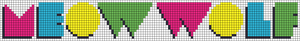 Alpha pattern #63372