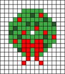 Alpha pattern #63422