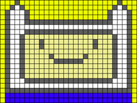 Alpha pattern #63423