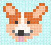 Alpha pattern #63427